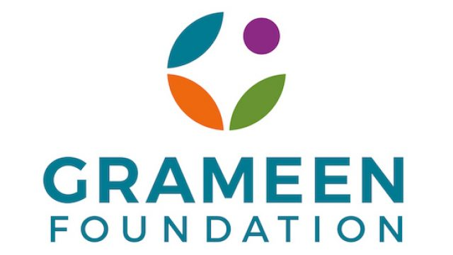 Grameen Foundation Logo vertical RG Bsmall